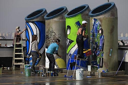 Refresque suas Ideias, decorando sua lata de Sprite.