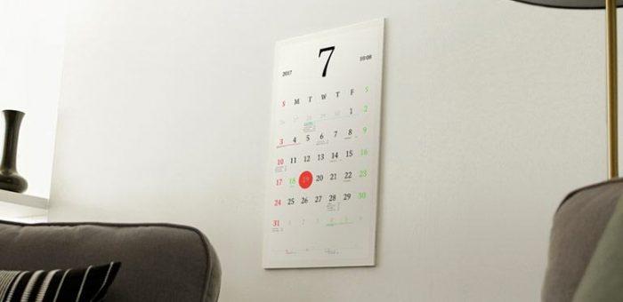 Magic Calendar é o conceito de um Calendário Mágico.
