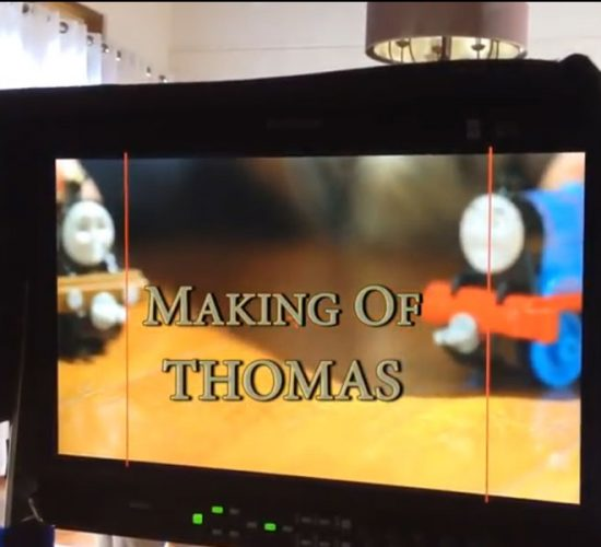 Making Of Thomas.