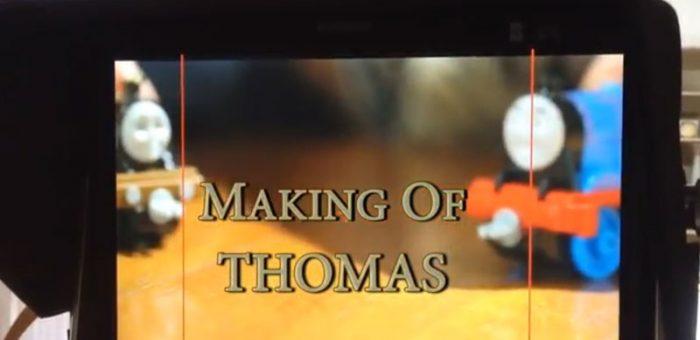 Making Of Thomas.